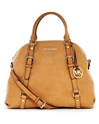 Michael Kors - Extralarge Bedford Bowling Satchel - Lyst