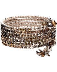 Mimco | Starlight Crystal Wrap Wrist Bracelet | Lyst