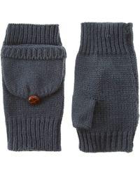 ASOS - Asos Basic Converter Gloves - Lyst