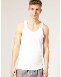 Calvin Klein 2-Pack Vests - Lyst