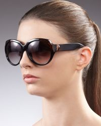 Jee Vice - Jealous Round Sunglasses Brown - Lyst