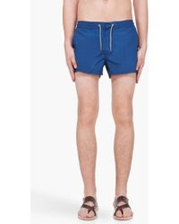 Marc By Marc Jacobs - Blue Nylon Swim Short - Lyst