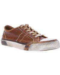 Frye - Leather Trainer - Lyst