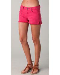 Rich & Skinny - Venice Shorts - Lyst