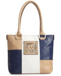 Anne Klein | Perfect Tote Colorblock Small Shopper | Lyst