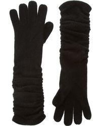 ASOS - Asos Basic Angora Mix Gloves - Lyst