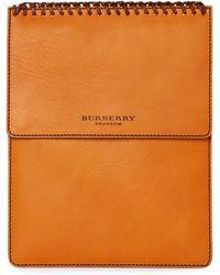 Burberry Prorsum - Calfskin Ipad Case - Lyst