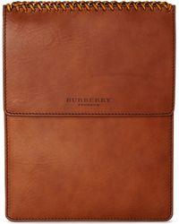 Burberry Prorsum - Braided Leather Ipad Case - Lyst