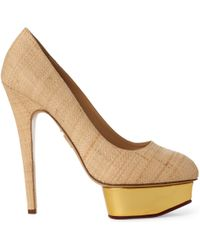 Charlotte Olympia Dolly Shoes  - Lyst