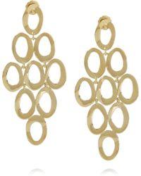 Ippolita - Cascade 18-Karat Gold Earrings - Lyst