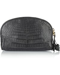 Nancy Gonzalez - Crocodile Cosmetics Case - Lyst