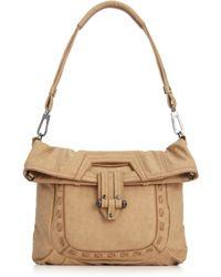 Rachel Roy Large Convertible Shoulder Bag - Lyst