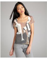 Balenciaga Cotton Photorealistic Graphic T-shirt - Lyst