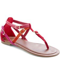 ModCloth Heat Of The Moment Sandal - Lyst