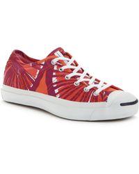 Converse Marimekko Jack Purcell Helen Sneakers - Lyst