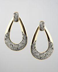 Belle Noel Glamour Earrings - Lyst