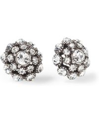Kate Spade Putting On The Ritz Stud Earrings - Lyst