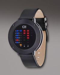 01 The One Watches - Ibiza Ride Round Watch - Lyst