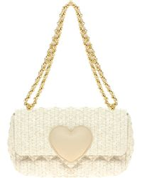 Boutique Moschino Moschino Cheap Chic Pop Bag - Natural