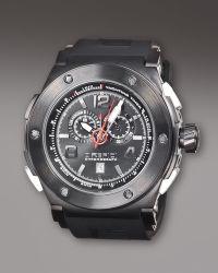 Orefici Watches - Regata Yachting Chronograph, Black - Lyst