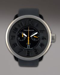 Tendence - 50mm Swiss Chronograph Watch - Lyst