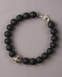 Armenta - Spiritual Bead Bracelet - Lyst