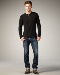 Bliss and Mischief - Nichols Slim Selvedge Jeans - Lyst