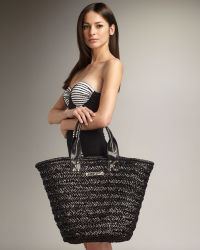 Seafolly - Straw Tote - Lyst
