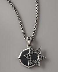 Stephen Webster - Star Of David Double Pendant Necklace - Lyst