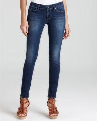 Ash - Paige Denim Jeans Skyline Skinny Jeans in Ravine Wash - Lyst
