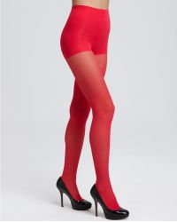 DKNY Comfort Luxe Fashion Tights - Lyst