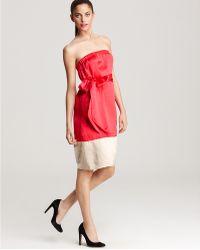 Marc By Marc Jacobs Dress Suzie Color Block - Lyst