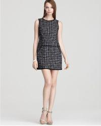 Theory Dress Waldia Fancy Tweed - Lyst