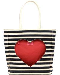 Boutique Moschino - Moschino Cheap Chic Sailor Chic Shopper - Lyst