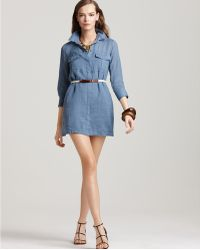 Theory Dress Exclusive Delira B - Lyst