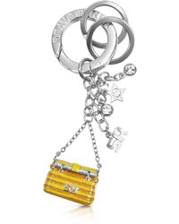 Sonia Rykiel Lola Key Ring - Lyst