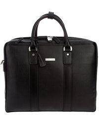Brooks Brothers - Leather Shoulder Bag - Lyst