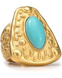 T Tahari - Marrakesh Stretch Ring - Lyst