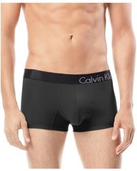 Calvin Klein Bold Micro Low Rise Trunk U8908 - Lyst