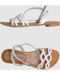 Francesco Morichetti Sandals - Lyst