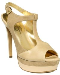 Jessica Simpson Elso Pumps - Lyst
