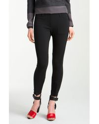 3.1 Phillip Lim Crop Trousers - Lyst