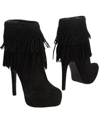 Dior Christian Dior Ankle Boots - Lyst