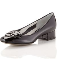 D&G Patent Leather Loafer - Lyst