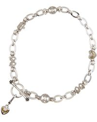 Juicy Couture - Lux Starter Necklace - Lyst