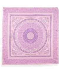 Versace Foulard Square Scarf - Lyst