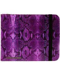 Kenneth Cole Reaction - Snakeskin Ipad Cover - Lyst