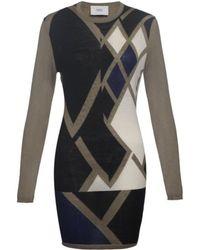 Pringle of Scotland - Knit Dress - Lyst