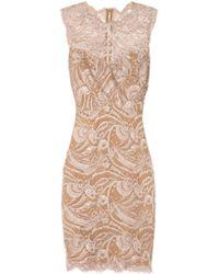 Emilio Pucci Lace Dress - Lyst