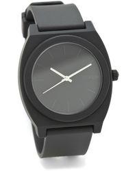 Nixon The Time Teller P Watch - Lyst